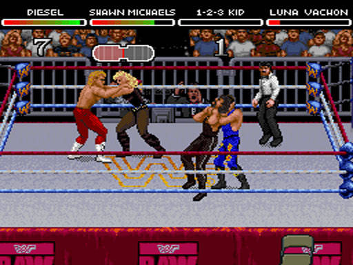 The 5 Best Old School Wrestling Video Games...Period - Page 5