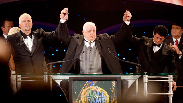 Image result for dusty rhodes cody rhodes hall of fame