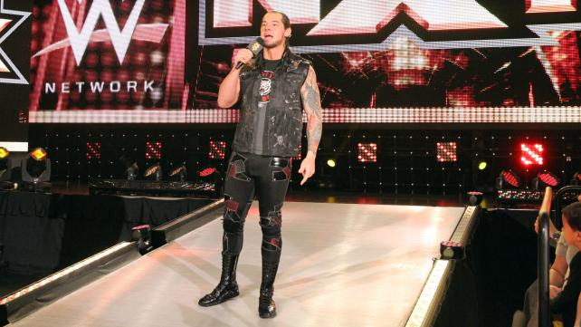"Baron Corbin Named ""Most Metal Athlete Of 2016"" – Goliath"