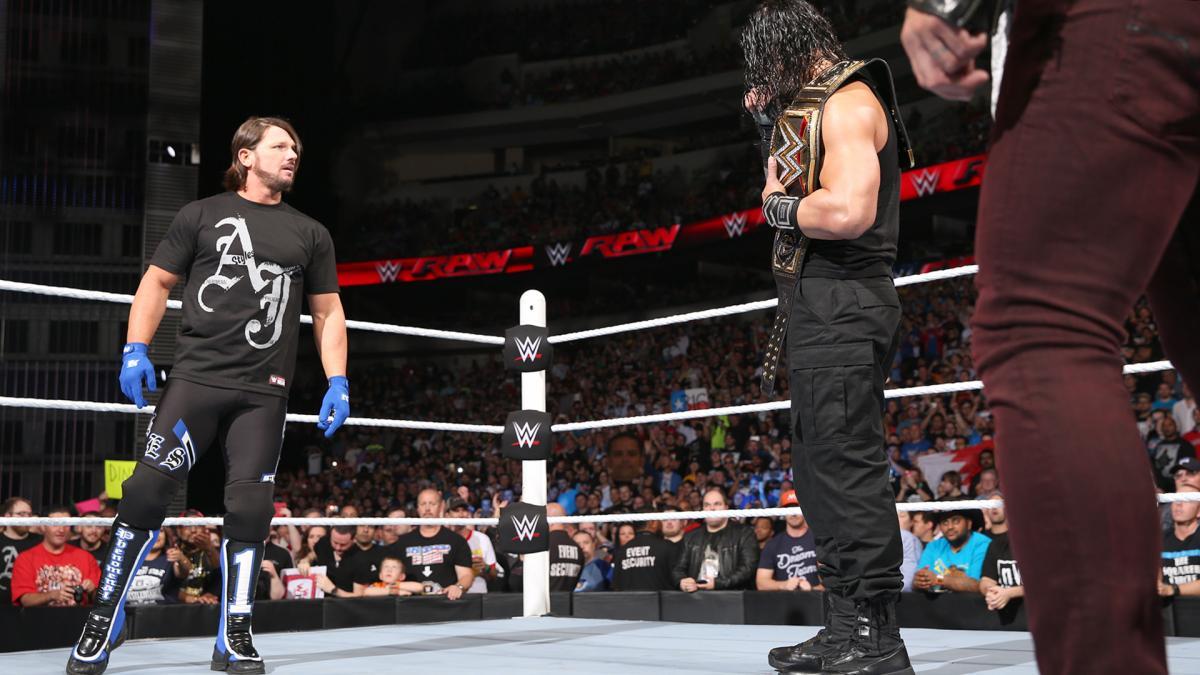AJ Styles-Итоги 2016 года