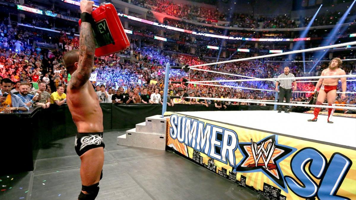 The Top 10 Greatest Moments In WWE SummerSlam History - Page 4