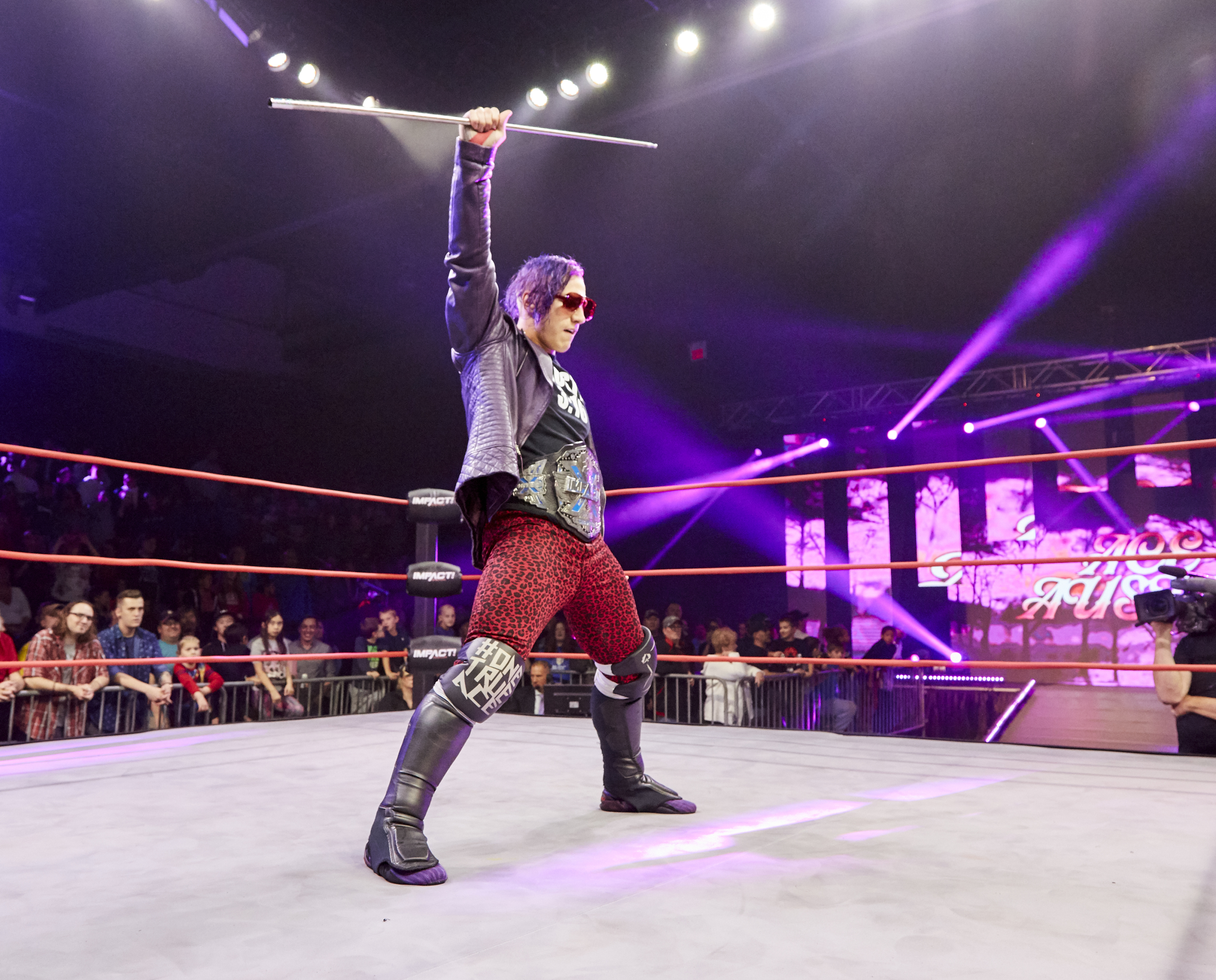 Why Impact Wrestling's main event scene is thriving so far in 2020