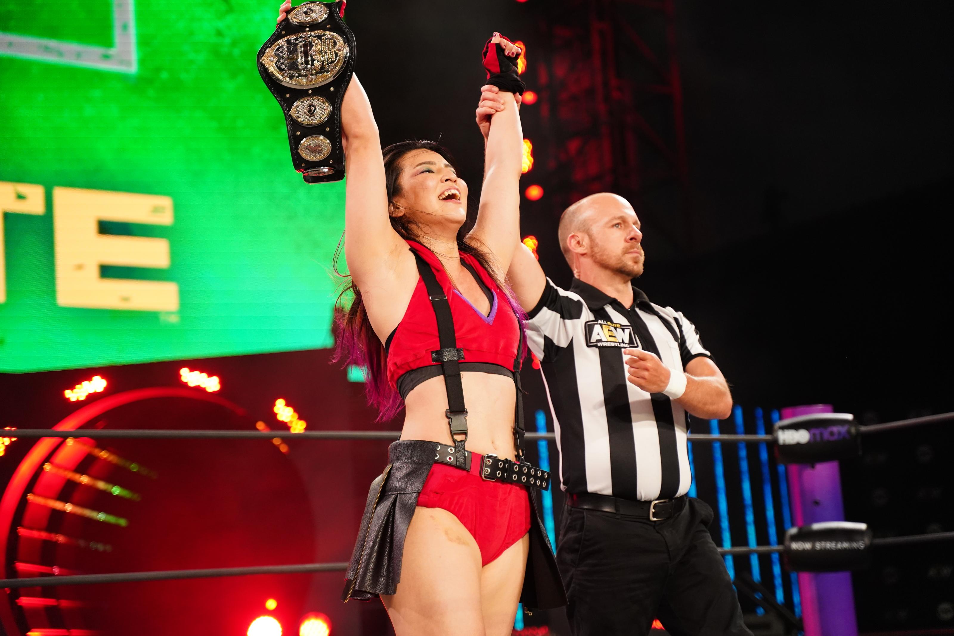 AEW Revolution: Hikaru Shida vs Ryo Mizunami can steal the show
