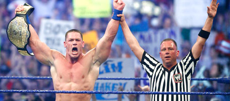 John Cena Likely Will Win The World Heavyweight Championship At Hell In Cell PPV