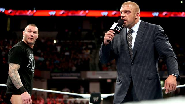 Triple H Evolution 2014 Raw Review: New Member...