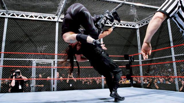 Ranking All 30 WWE Hell in a Cell Matches - Page 7