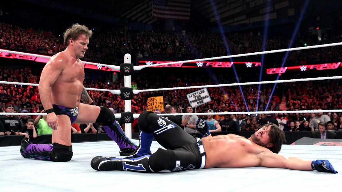 January 18th, 2018 REVOLT Chris-Jericho-AJ-Styles-1