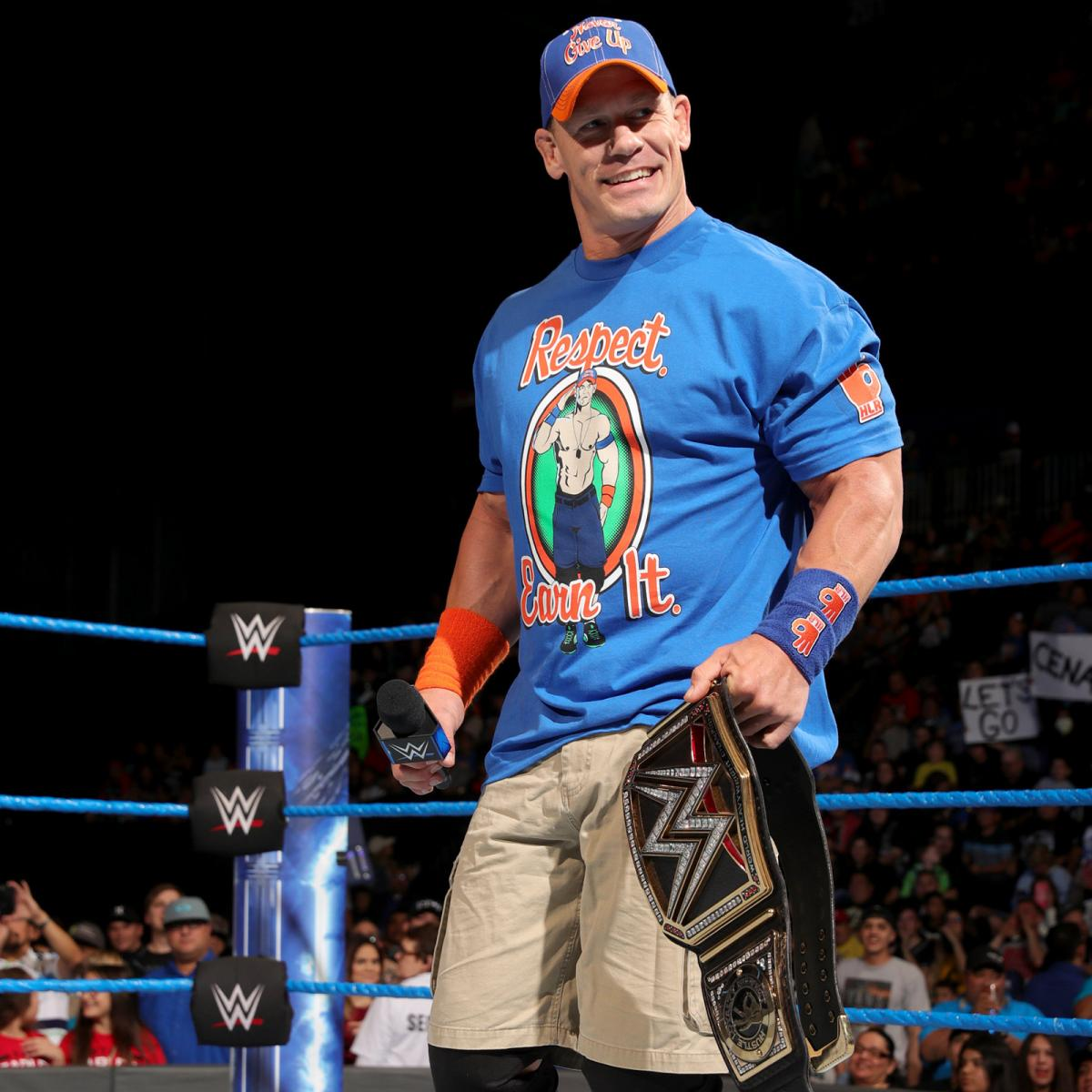 WWE WrestleMania 33: 5 Potential Opponents for John Cena