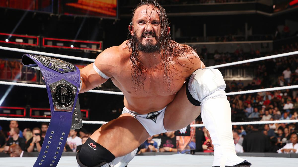 Cruiserweight Title Changes Hands at