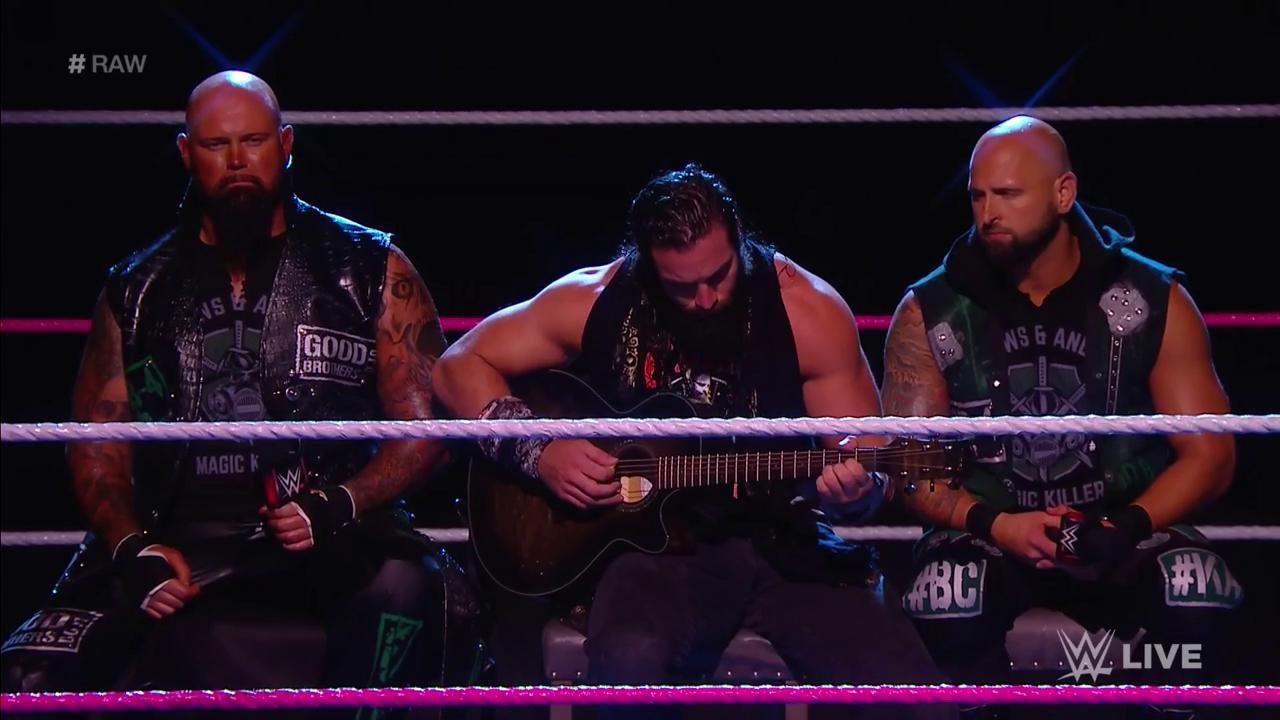 WWE says Roman Reigns and Bray Wyatt have viral infections
