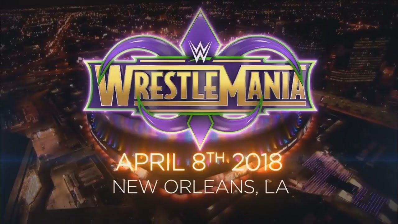 Wwe Wrestlemania 34 Match Card Predictions After Tlc