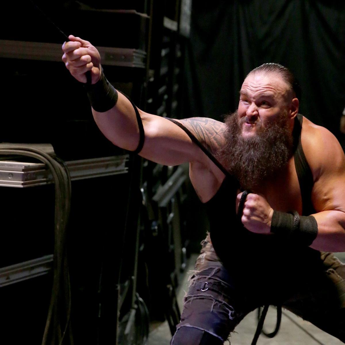 Braun Strowman Fired On WWE Raw