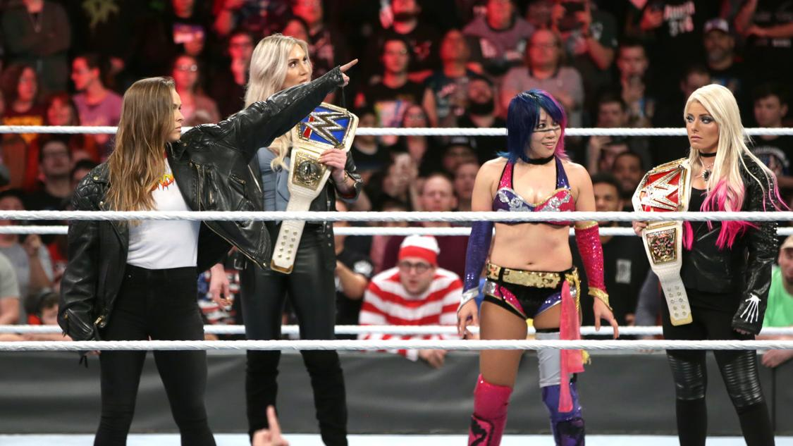 Ronda Rousey Officially Joins WWE, Makes First Appearance at Royal Rumble