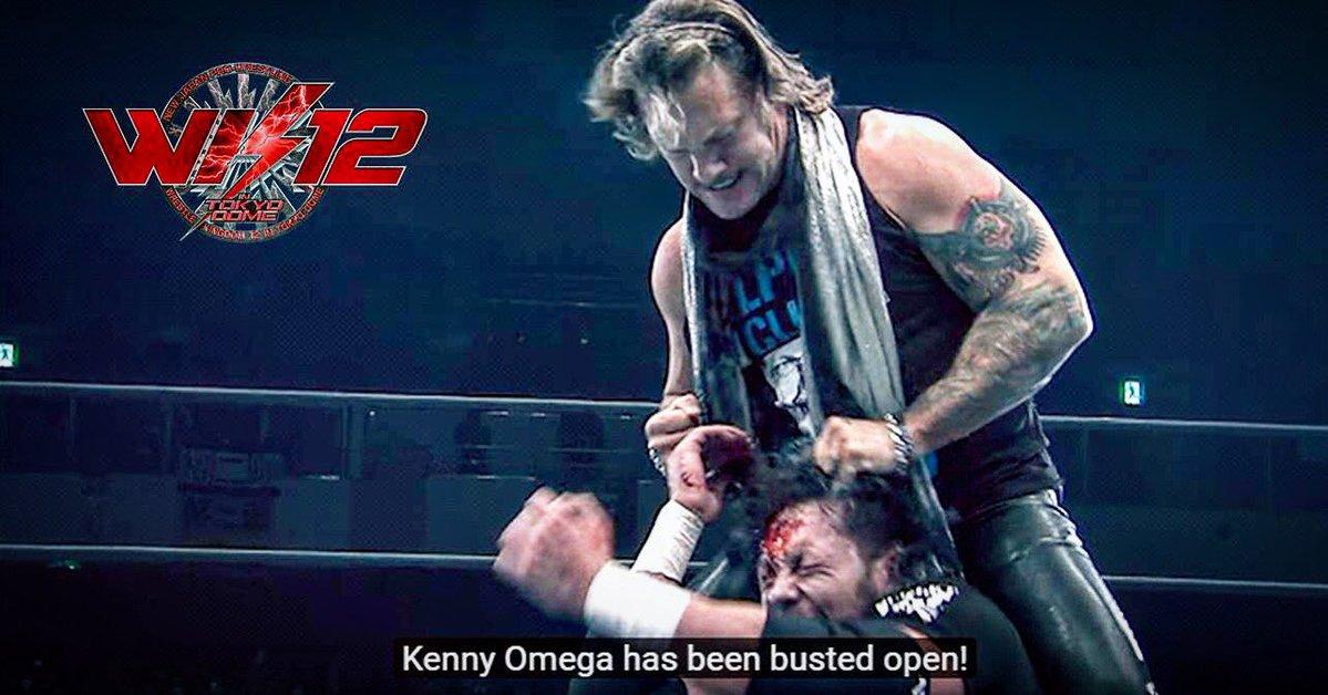 Chris Jericho responds to critics for dedicating NJPW bout to Chris Benoit