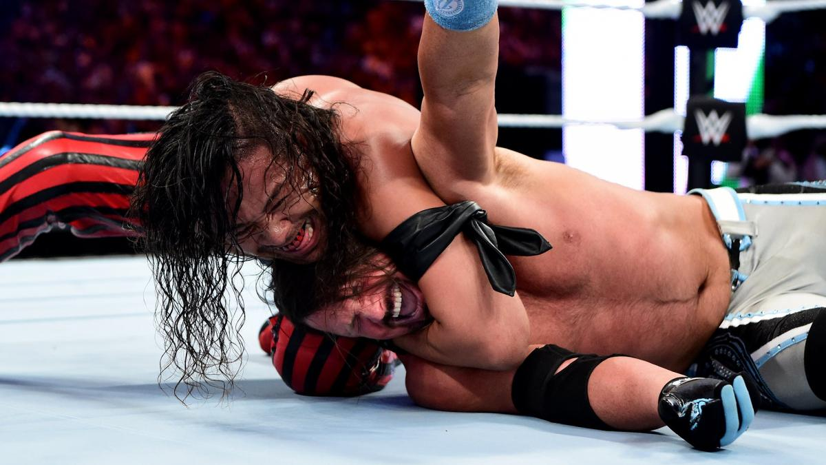 WWE Smackdown Live Results 5/1/18