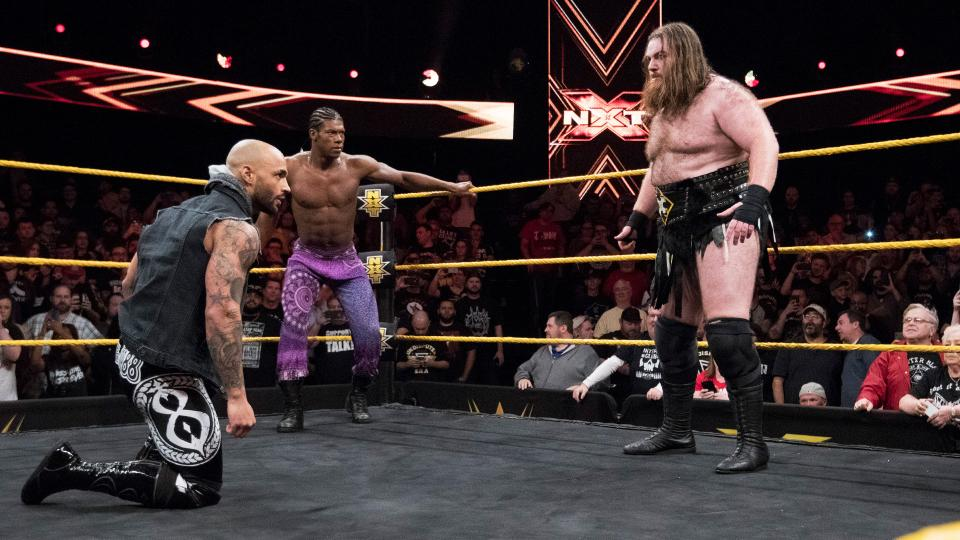 Spoilers For Tonight's Edition Of WWE NXT