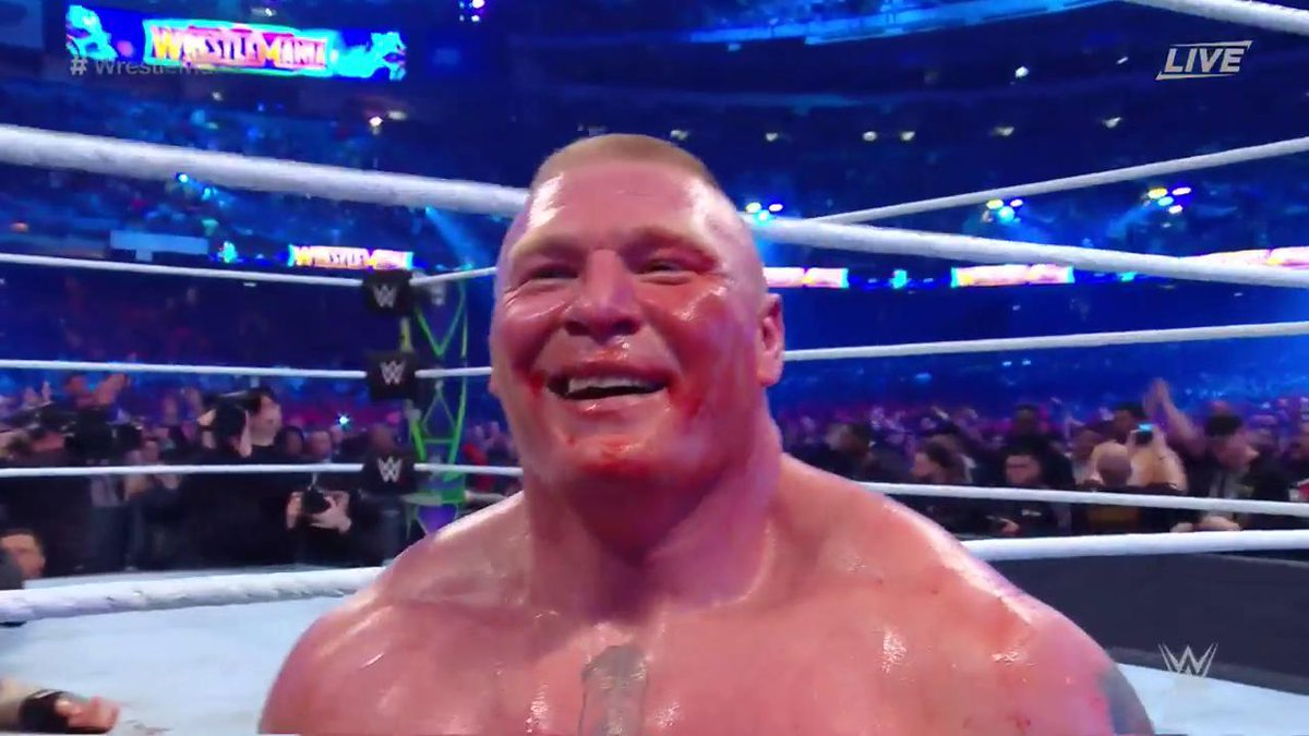 WrestleMania 34: Brock Lesnar's UFC return immanent with WWE contract expiring