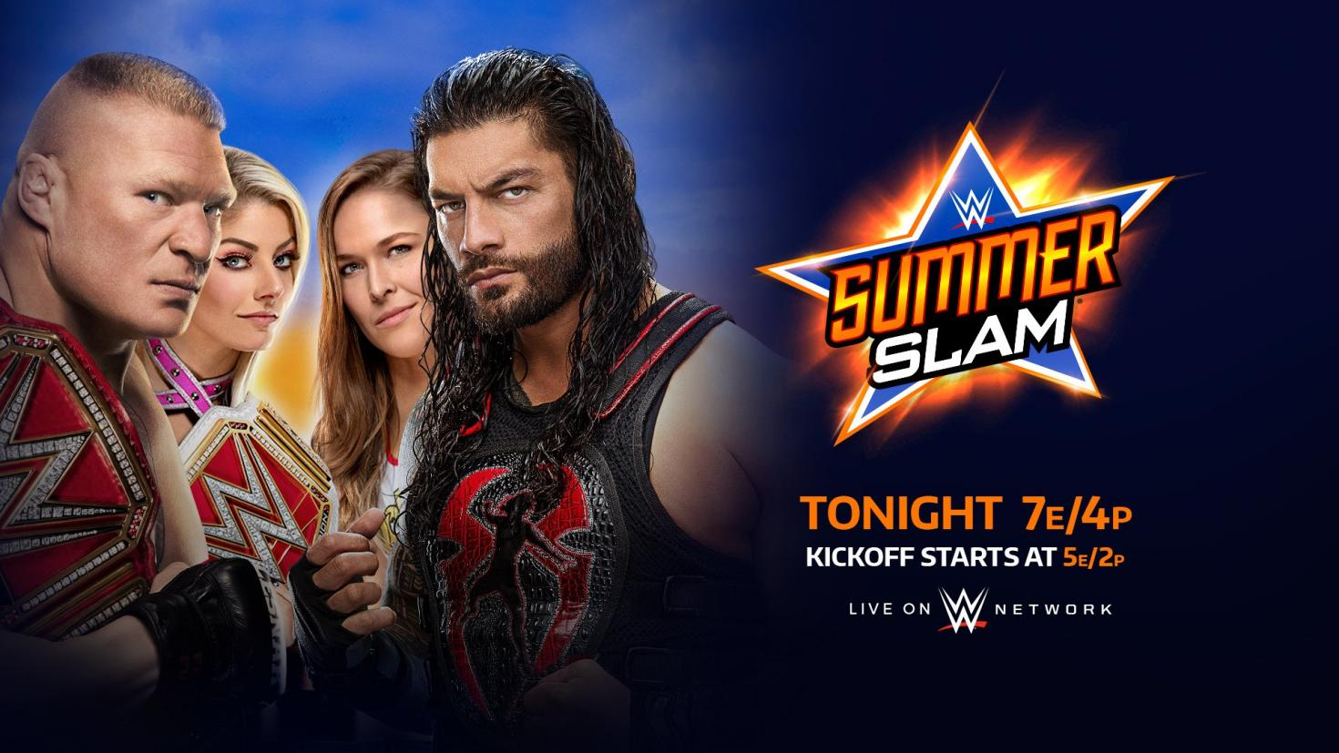 wwe summerslam 2018 results highlights and grades