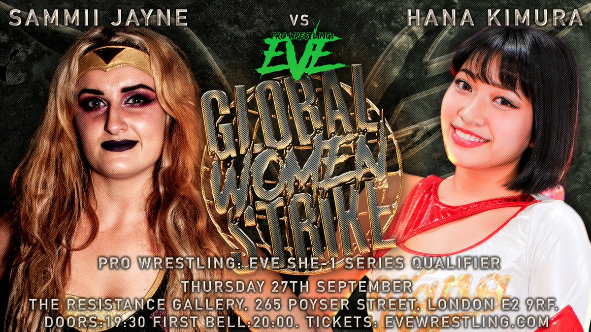 Pro Wrestling EVE's 'Global Women Strike' Review - Page 4