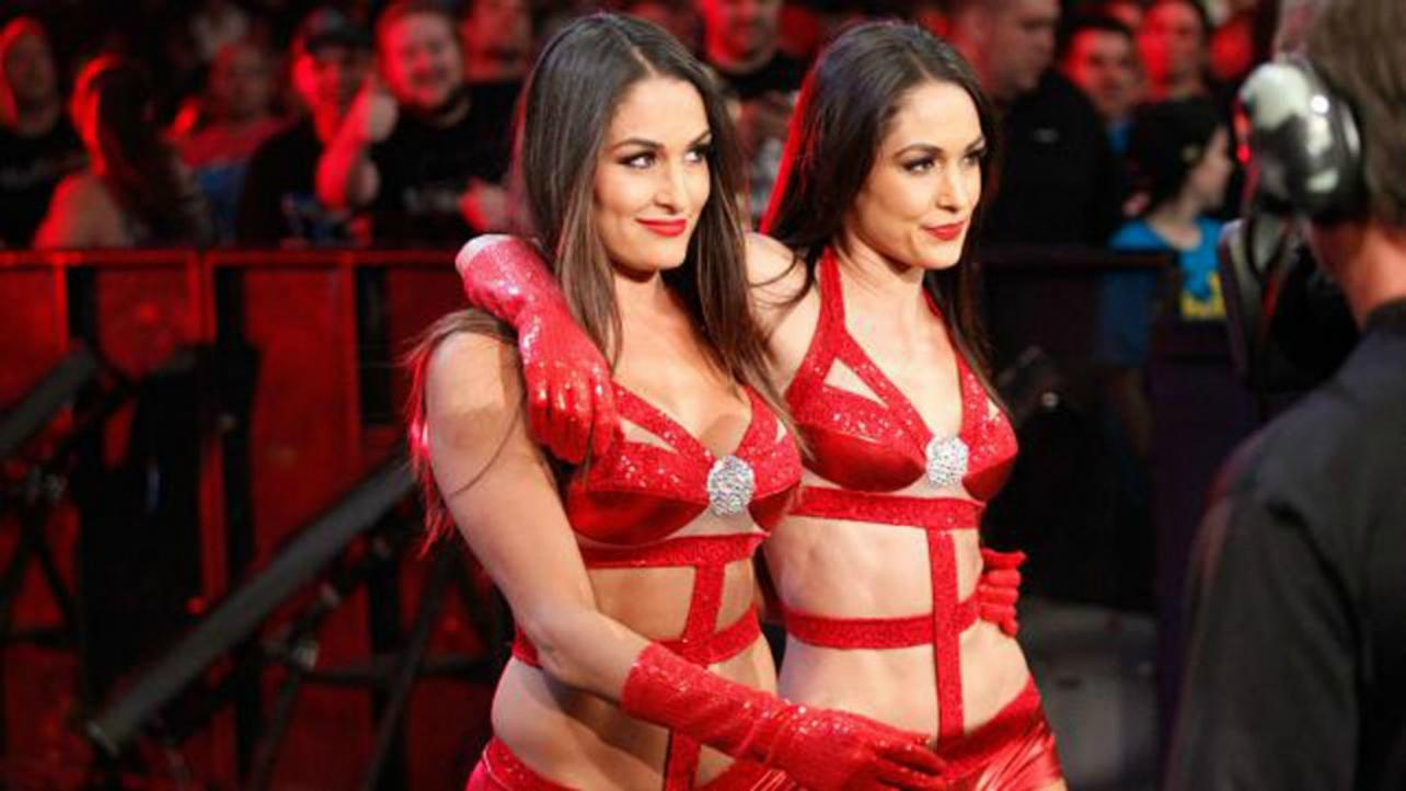 swimsuit 2019 The Bella Twins naked photo 2017