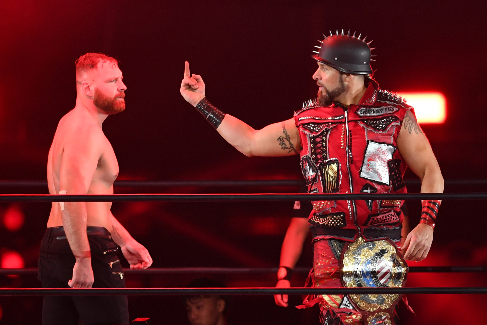 Image result for aew lance archer