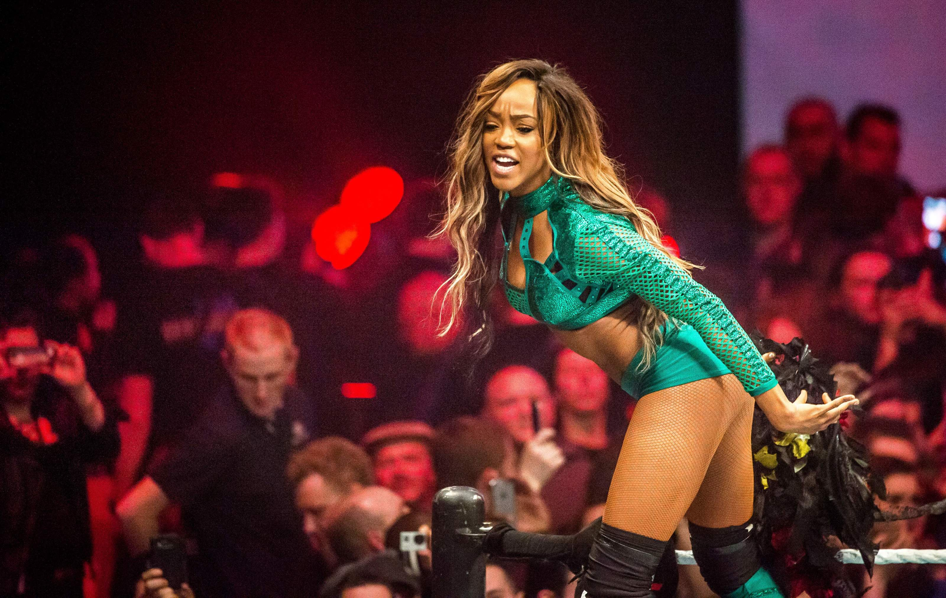 WWE: Alicia Fox has a lasting legacy in the Women's Revolution